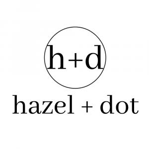 hazel and dot square